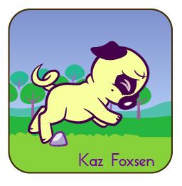 Pug triptych WIP by KazFoxsen