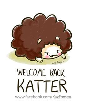 Welcome Back, Katter