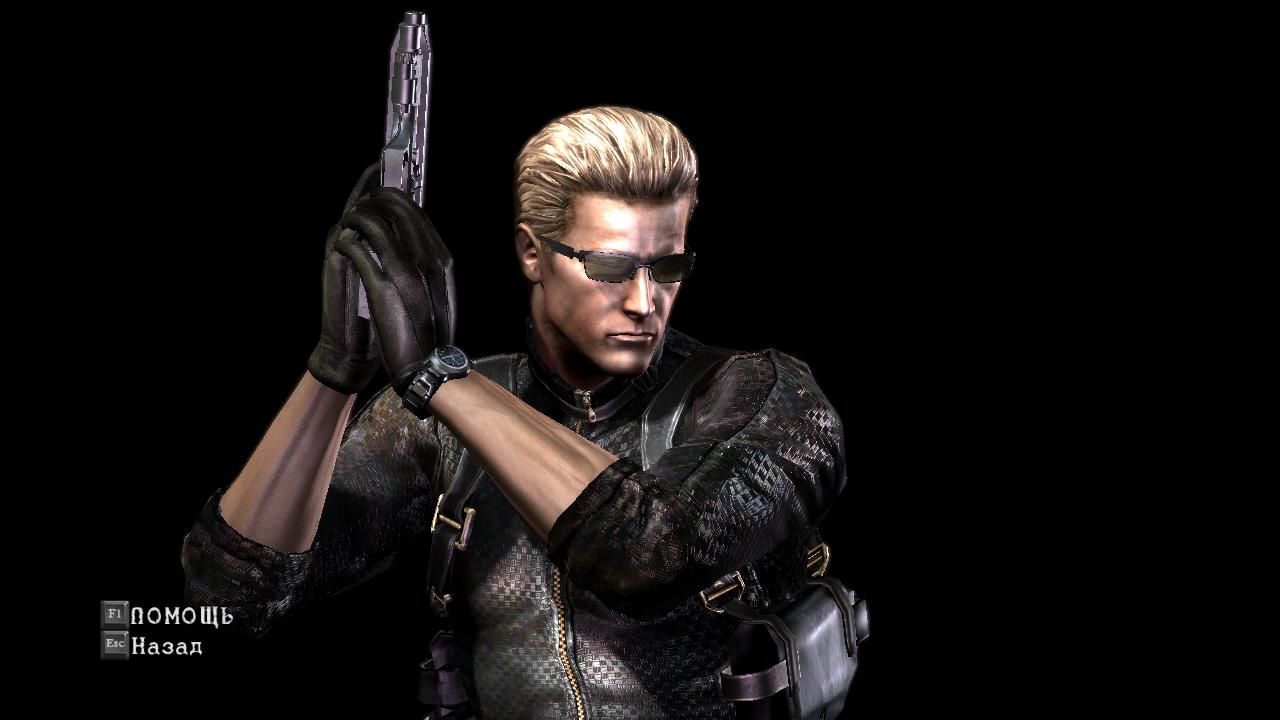 resient evil wesker - photo #12