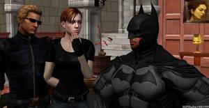 Chris now is the Batman
