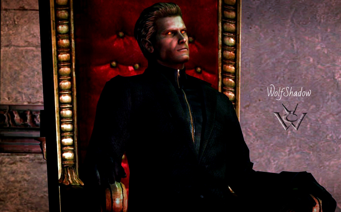 King Albert Wesker by WolfShadow14081990