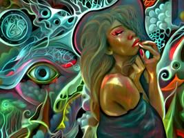 Octavia Dingss by OnurahArt