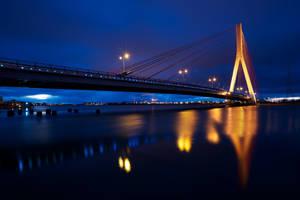 John Paul II bridge by poweredjj
