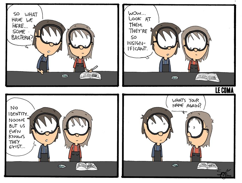 Bacteria by komiks on DeviantArt