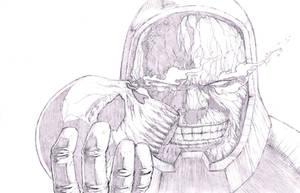 Darkseid WIP by BodyTriangle