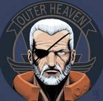 Outer Heaven - Big Boss