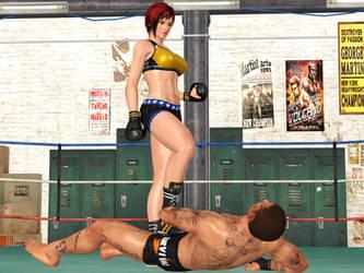 Get Outta My Gym by VaeTenebris