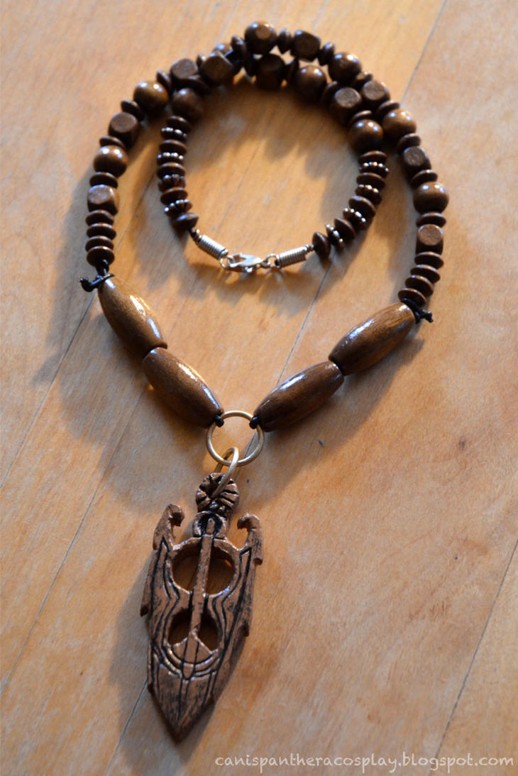 Amulet of Akatosh by SeanDonnanArt