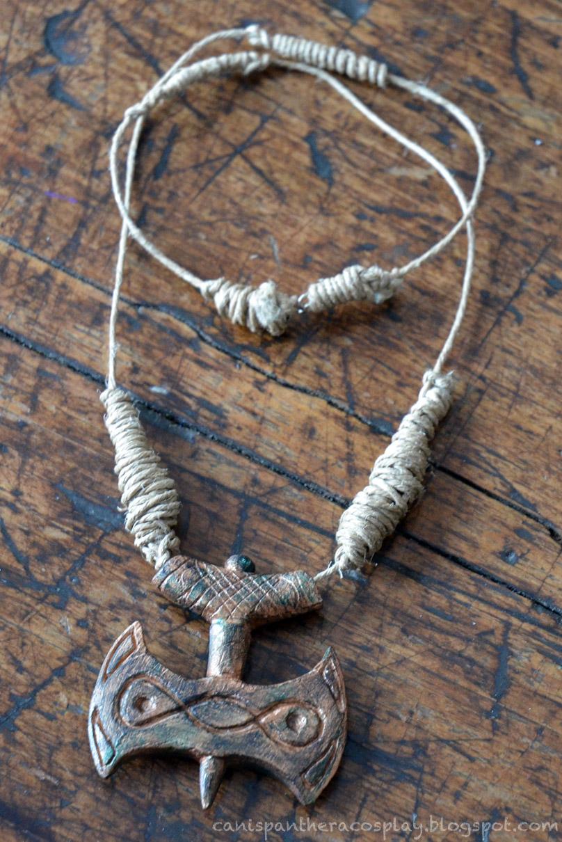 Amulet of Talos by CanisPanthera