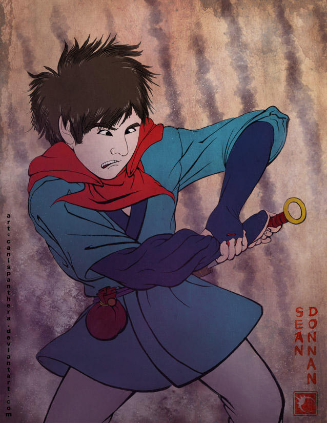 Ashitaka And His Cursed Arm By Tsukimusha On Deviantart