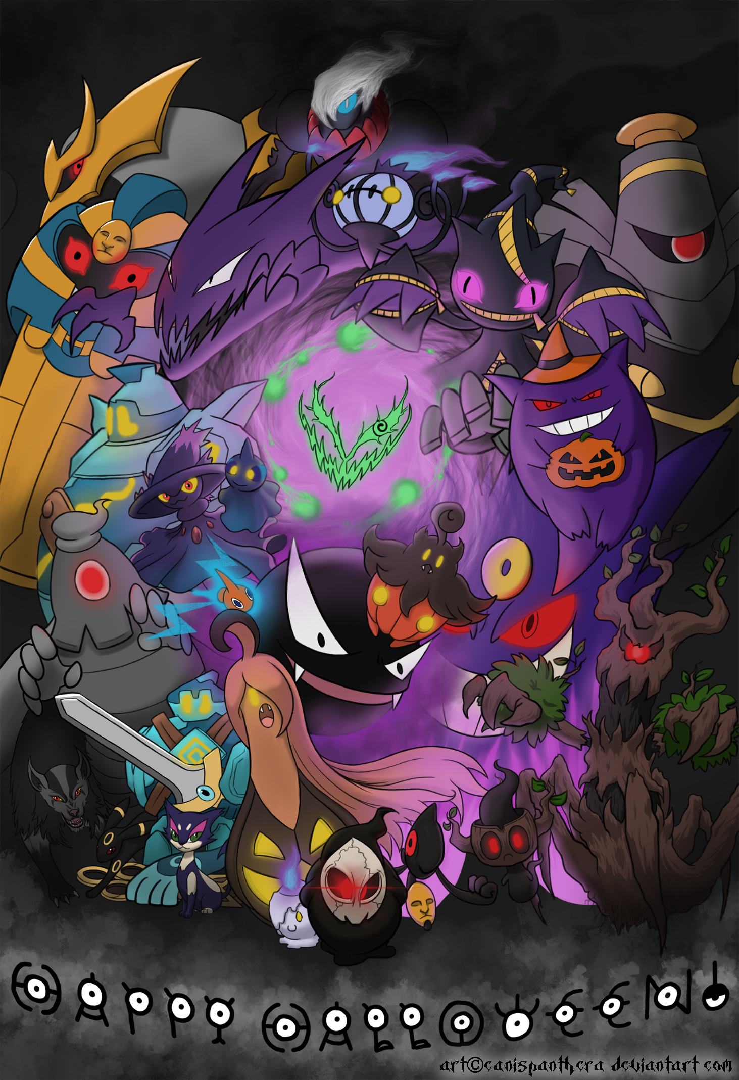 pokemonhalloween on feedyeti com