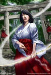 Inari Kitsune Miko