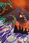 Clash of the Kaiju