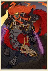 Tale of Zelda - Power by SeanDonnanArt