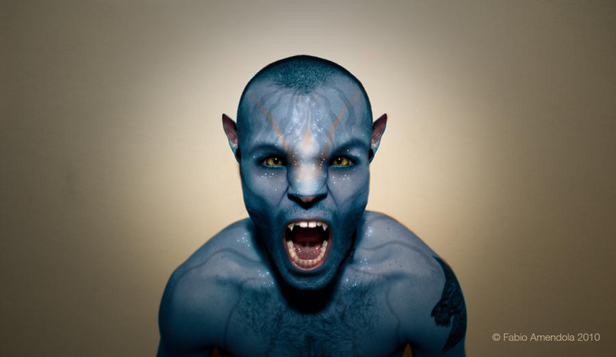 Avatar me by fabyogtr