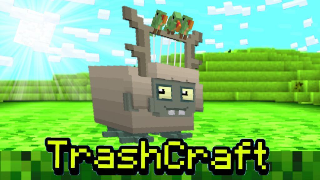 Blocky Woolabe by TrashCraftpayer