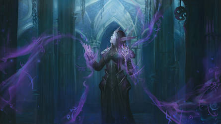 Arcane magic