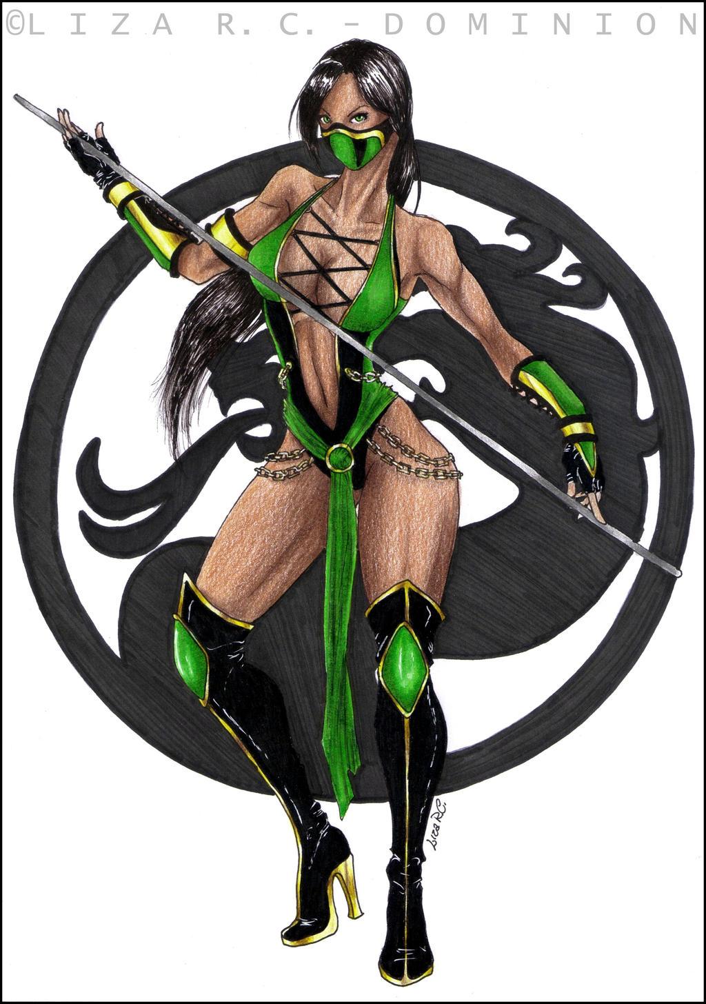 Kitana on Mortal-Kombat-Fans - DeviantArt