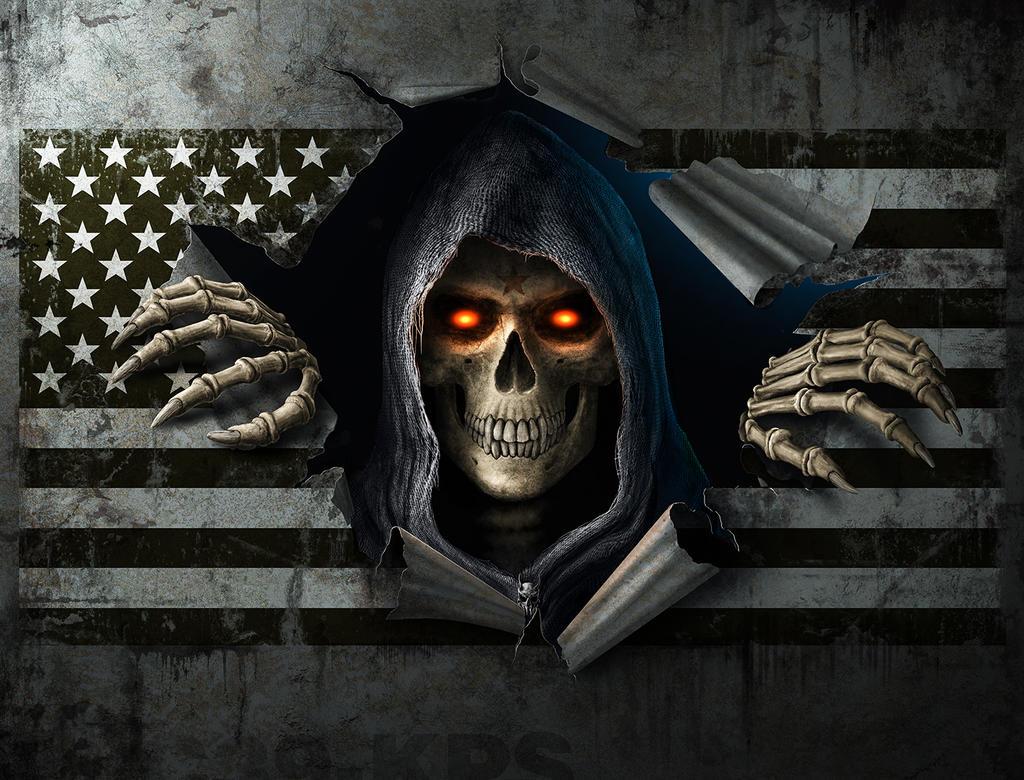 Skull by Imkstudios