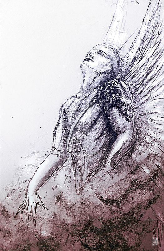 Angel by Imkstudios