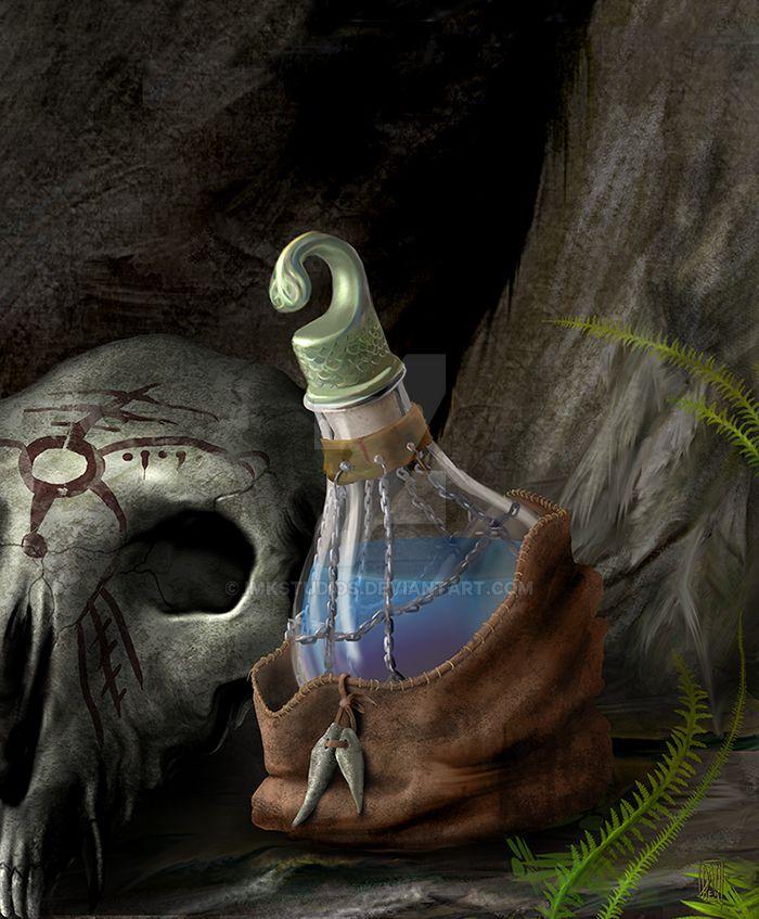 Flask by Imkstudios
