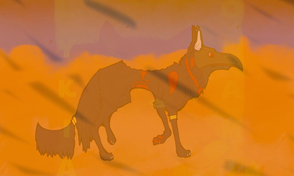 Sandstorm by LykiaxOokami
