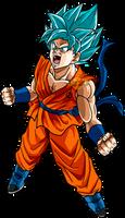 Goku ssGss L v1