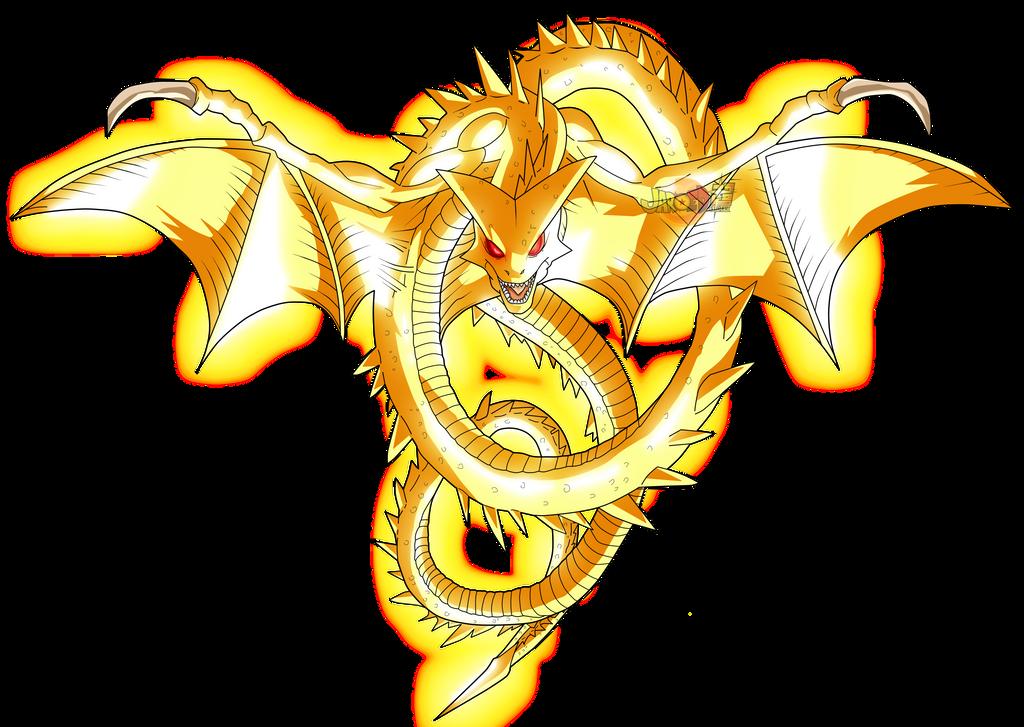 Super Shenlong Dios(Original) Super shenron by jaredsongohan