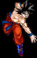 Son Goku Namek by jaredsongohan