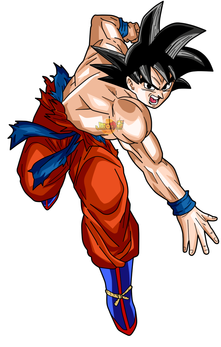 Son Goku Namek by jaredsongohan on DeviantArt