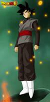 Goku Black by jaredsongohan