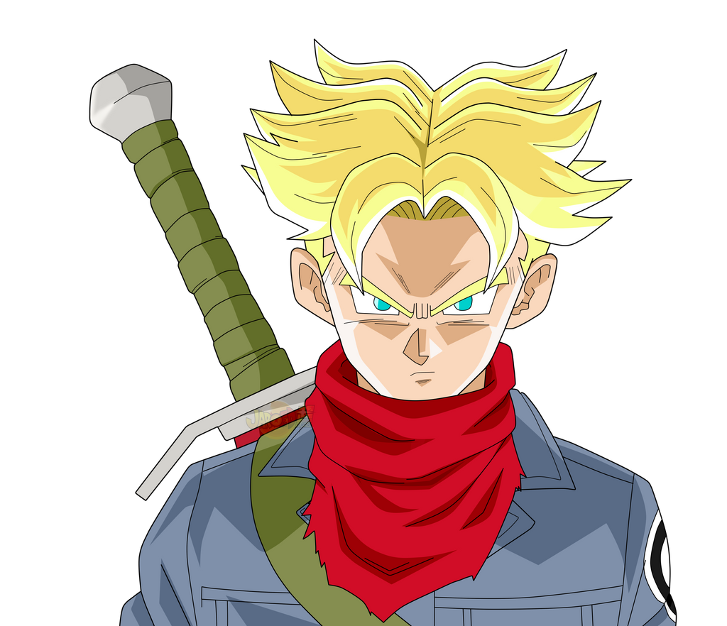 how tall is mirai trunks