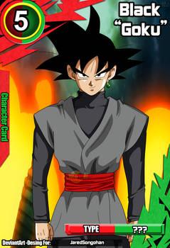 Cards Dragonball Super (Goku Black) (2)