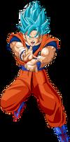 Son Goku ssGss dbs