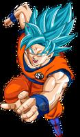 Goku ssGss dbs v2