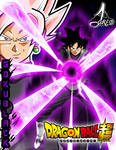 Poster Black Goku Dragon Ball Super 2 by jaredsongohan