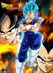 Poster Fusion Vegetto Dbs