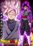 Poster Goku Black