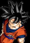 Goku Ultra Instinto (Migette No Gokui)L
