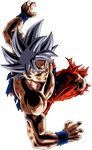 Son Goku Ultra Instinto Dominado #2 L