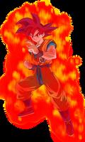 Son Goku SSJGOD