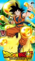 Poster Son Goku DBS