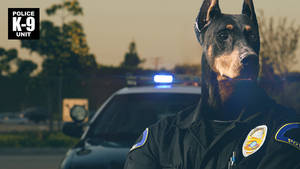 K9 Police Dog