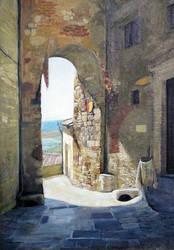 Montepulciano by gabor66