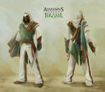 Assassin`s Creed Brasil - Personagem