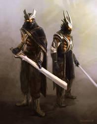 Swordsman by diogocarneiro