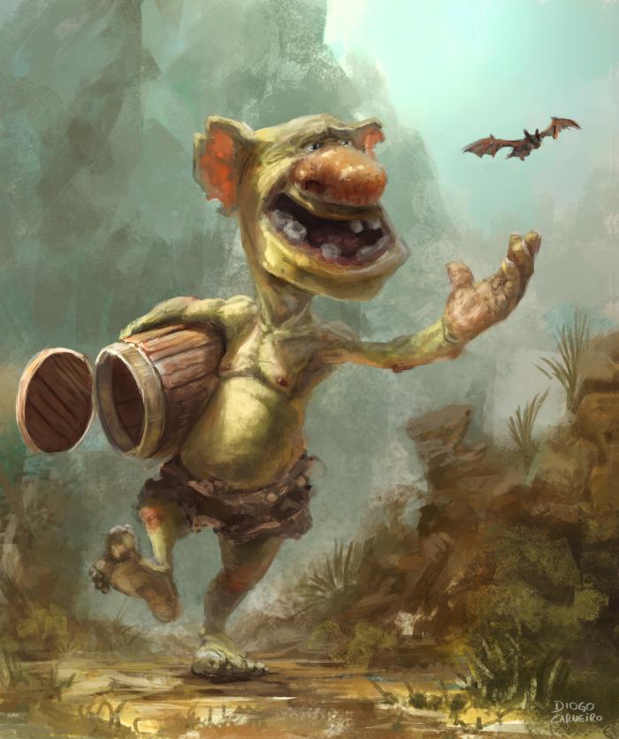 Troll by diogocarneiro