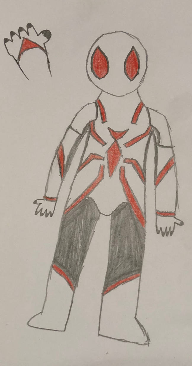Earth-9903: Spider-Armour MK 5 (Space Armour)