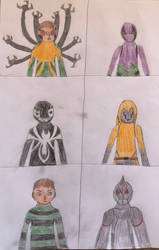 Earth-9903: Sinister Six (version 2)
