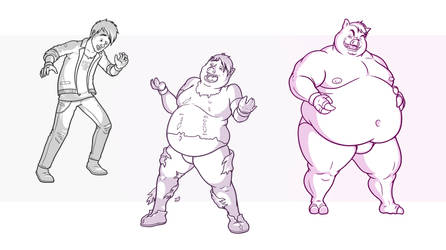 Pig Transformation Sequence